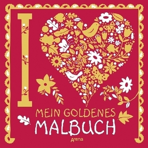 Mein goldenes Malbuch