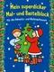 Mein superdicker Mal- und Bastelblock für die Advents-und Weihnachtszeit