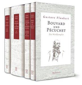 Bouvard und Pécuchet, 4 Bde.