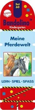 Bandolino (Spiele): Meine Pferdewelt (Kinderspiel); Set.60