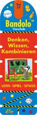 Bandolo (Spiele): Denken, Wissen, Kombinieren (Kinderspiel); Set.57