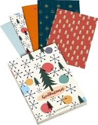 Weihnachten - Grußkartenset