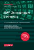 IDW Unternehmensbewertung, CD-ROM