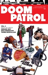 Doom Patrol - Brick By Brick