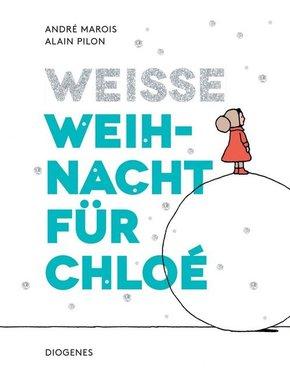Weiße Weihnacht für Chloé