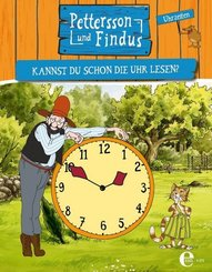 Pettersson und Findus: Kannst du schon die Uhr lesen?