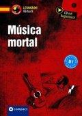 Música mortal, Audio-CD