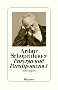 Parerga und Paralipomena - Tl.1/1