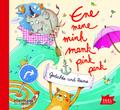Ene mene mink mank pink pank, 1 Audio-CD