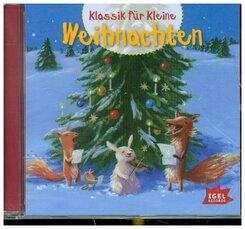 Klassik für Kleine - Weihnachten, 1 Audio-CD