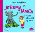 Jeremy James - Elefanten sitzen nicht auf Autos, 1 Audio-CD