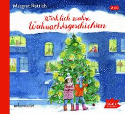 Wirklich wahre Weihnachtsgeschichten, 1 Audio-CD