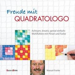 Freude mit Quadratologo