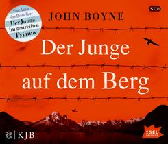 Der Junge auf dem Berg, 5 Audio-CD