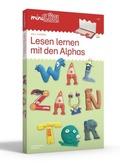 miniLÜK-Set: Lesen lernen mit den Alphas; Bd.71 - Bd.1+2