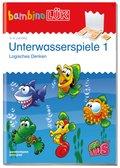 bambinoLÜK: Unterwasserspiele; H.163 - Tl.1