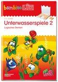 bambinoLÜK-Übungshefte: Unterwasserspiele; H.163 - Tl.2
