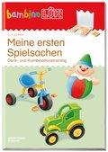 bambinoLÜK: Meine ersten Spielsachen; H.112
