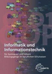 Informatik und Informationstechnik, m. CD-ROM