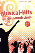 Musical-Hits für die Grundschule, m. 1 Audio-CD
