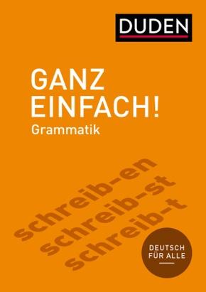 Ganz einfach! Grammatik