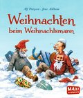 Weihnachten beim Weihnachtsmann - Maxi Bilderbuch