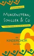 Morgenstern, Schiller & Co, Gesang und Klavier