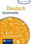 Pocket Spicker: Deutsch Grammatik