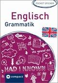 Pocket Spicker: Englisch Grammatik