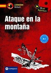 Ataque en la montaña, Audio-CD