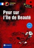 Peur sur l'ile de la Beauté, 1 Audio-CD