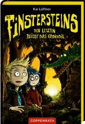 Die Finstersteins - Den Letzten beißt das Krokodil