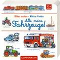 Bilder suchen - Wörter finden: Alle meine Fahrzeuge!