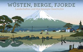 Wüsten, Berge, Fjorde