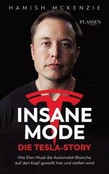 Insane Mode - Die Tesla-Story