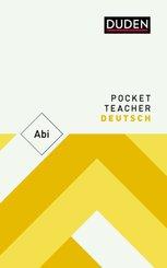Pocket Teacher Abi Deutsch
