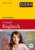 Duden Übungsblock Englisch 2. Lernjahr