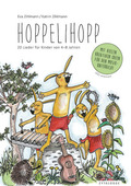 Hoppelihopp, m. Audio-CD