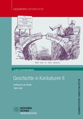 Geschichte in Karikaturen - Bd.2