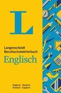 Langenscheidt Berufsschulwörterbuch Englisch