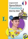 Langenscheidt Sprachkurs Französisch Bild für Bild, m. MP3-CD