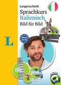 Langenscheidt Sprachkurs Italienisch Bild für Bild, m. 1 MP3-CD