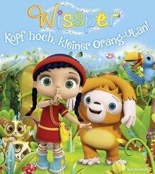 Wissper - Kopf hoch, kleiner Orang-Utan!