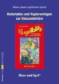 Materialien und Kopiervorlagen zur Klassenlektüre: Kugelblitz auf Gaunerjagd durch Deutschland