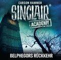 Sinclair Academy - Belphegors Rückkehr, 2 Audio-CDs