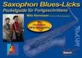 Saxophon Blues Licks - Pocketguide für Fortgeschrittene für Alt- und Tenor-Saxophon