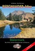 Bergwander-Atlas Steiermark
