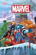 Weihnachten mit den Marvel-Superhelden