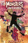 Monsters Unleashed: Die Monster sind los - Bd.3