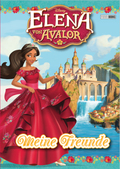 Disney Elena von Avalor - Meine Freunde